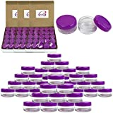 Beauticom 5G/5ML Round Clear Jar...