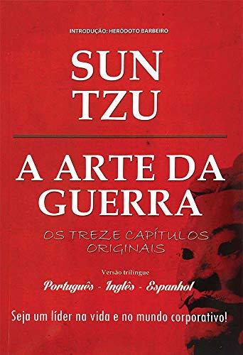 A Arte da Guerra. Português, Inglês e Espanhol