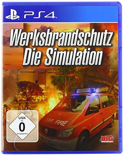 Brandbescherming in de fabriek - de simulatie
