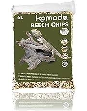 Komodo - Trozos de Haya, Finos, 6l