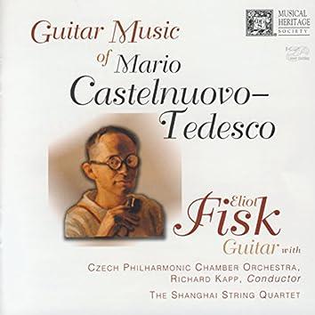 Guitar Music Of Mario Castelnuevo-Tedesco