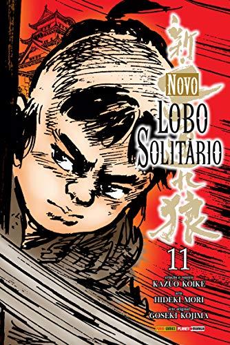 Novo Lobo Solitário - Volume 11