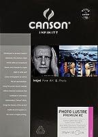 キャンソン 写真用紙 フォトラスター・プレミアム・RC A4 25枚