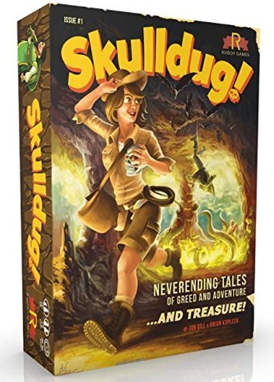 Skulldug  by Ruddy Games