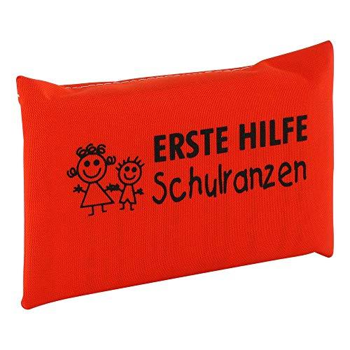 ERSTE HILFE TASCHE Schulranzen orange 1 St