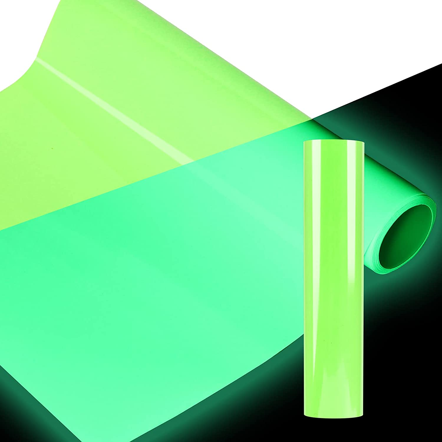 Popular shop is the lowest price challenge Heat Transfer Vinyl Roll Glow in Dark Ranking TOP11 6f on The 10