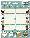 Grupo Erik Editores Etiquetas Navidad Reyes Y Santa Pinitos