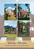 Kloster Hirsau-Benediktinerkloster im Nordschwarzwald (Wandkalender 2021 DIN A4 hoch): Hirsau (vormals auch Hirschau) war zeitweise eines der ... Deutschlands. (Monatskalender, 14 Seiten )