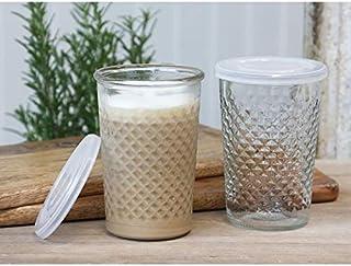 Amazon.es: vaso con tapa