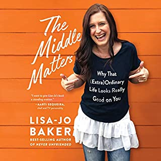 The Middle Matters audiobook cover art