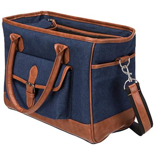 TRIXIE Transporttasche Hundetasche Transportbox Haustier Hunde Katze Tasche