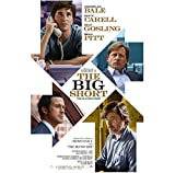 KUANGXIN Big Short (2015) Film HD Print Poster Leinwand