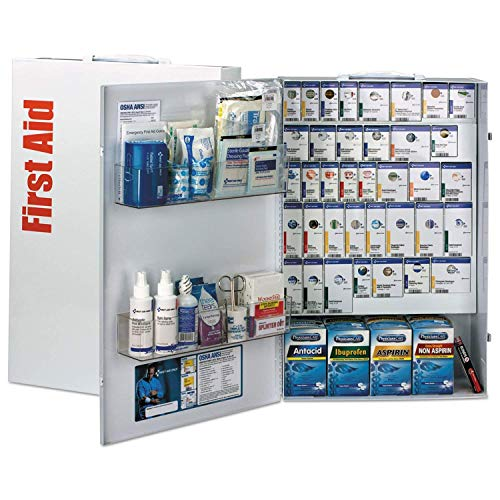 First Aid Only ANSI 2015 Compliant Industrial First Aid Kit FAO90832 Each