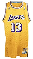 2818952421e Wilt Chamberlain Merchandise. This retro throwback swingman jersey is 100%  polyester and has the quality and detail that approaches those of an  authentic ...