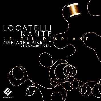 Locatelli & Nante: Le fil d'Ariane