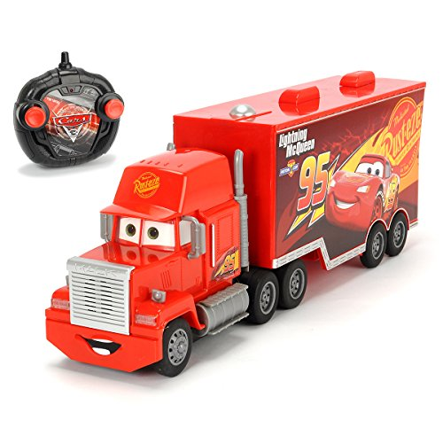 Dickie Toys- Cars 3 Rc Mack Truck, 203089025038