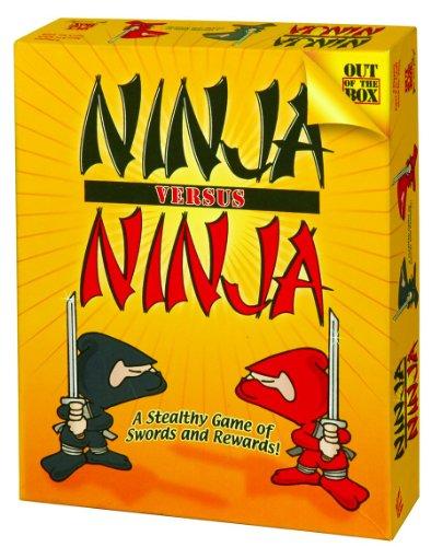 Pegasus Spiele Out of The Box 7007 - Ninja vs. Ninja