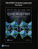 Student Solutions Manual to Black Exercises for Chemistry: The Central Science