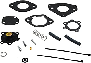 24 757 21-S Karbay Carburetor Repair Rebuild Kit for Kohler Accelerator Pump Kit With Gaskets 2475721-S 2475721S