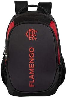 Mochila Flamengo Esportiva Preta I01-9907 Xeryus UN