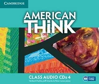 American Think Level 4 Class Audio CDs (3)