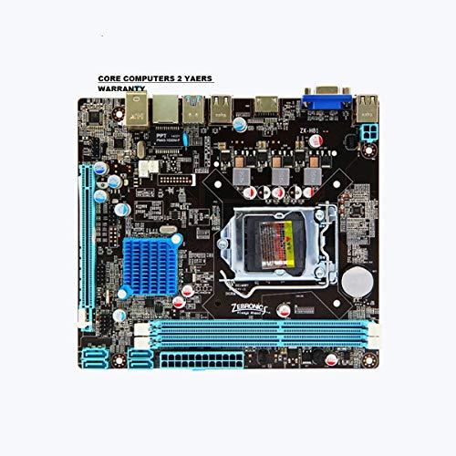 ZEBRONICS H81 Motherboard With LGA 1150 Socket