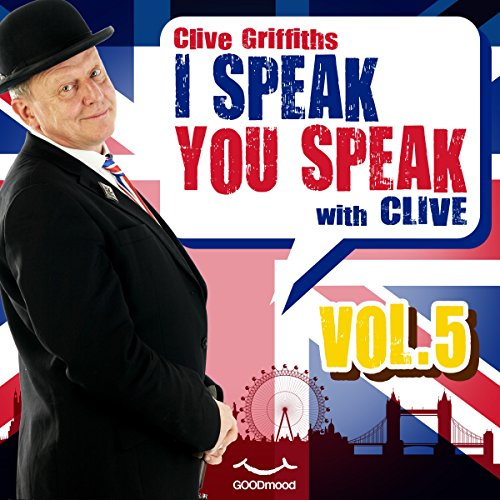 I speak you speak with Clive Vol. 5 copertina
