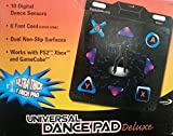PS2 Dance Pad and Mat Non-Slip Universal Deluxe