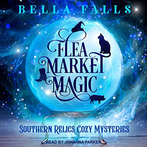 Flea Market Magic cover art