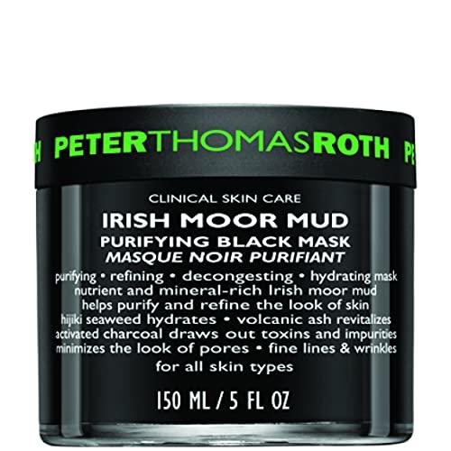 Peter Thomas Roth 13–01–015Irish Moor Mud Maschera Nero Purificante