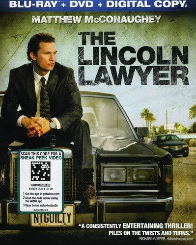 The Lincoln Lawyer (1-Disc Blu-ray + Digital Copy)