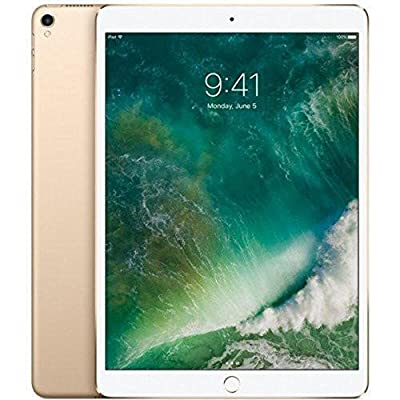 """Apple iPad Pro 10.5"""" - Wifi - 2017 Model - (Certified Refurbished)"""