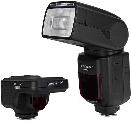 Promaster Digital 7400EDF Shoe Mount Flash for Pentax//Samsung