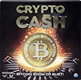 Crypto Cash Game, Fast-Paced Bitcoin Betting Game for Teens and Adults Aged 14 and Up