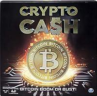 スピンマスターゲーム6046832 Crypto Cash Game、テンポの速いBitcoinの賭けゲーム