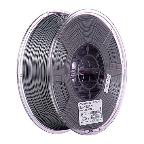 YANHAI PLA+ Filament 1.75mm, 3D Printer Filament PLA, Dimensional Accuracy +/- 0.03mm, 1KG Spool,for 3D Printers and 3D Pen black