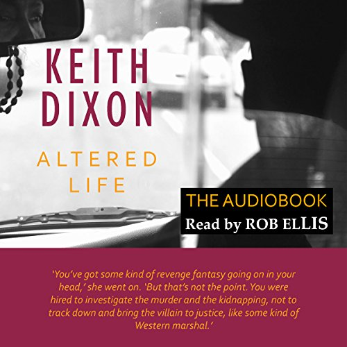 Altered Life audiobook cover art