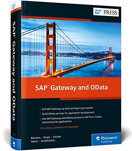 SAP Gateway and OData (SAP PRESS: englisch)