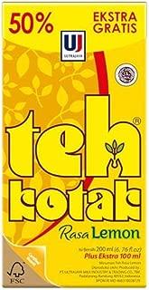 Teh Kotak Rasa Lemon (Jasmine Tea Drink w/Lemon) - 6.76 (Pack of 6)