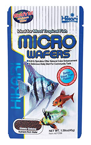 Hikari Micro Wafer per animali domestici, 1,5 once