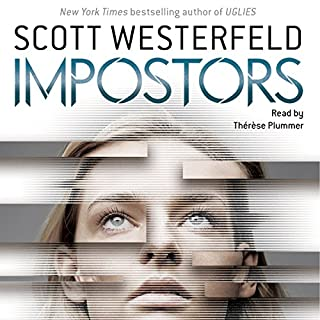 Impostors audiobook cover art