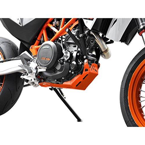 IBEX 10001982 Motorschutz Unterfahrschutz Bugspoiler orange