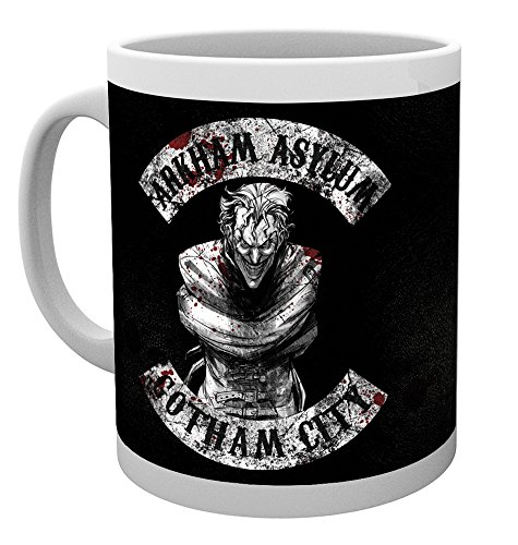 GB Eye LTD, Batman Comic, Joker Sons of Arkham, Taza