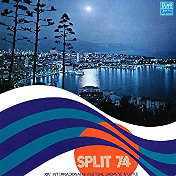 Xiv Internacionalni Festival Zabavne Muzike Split 74