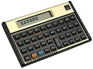 Calculadora Financeira Programável HP 12C Gold
