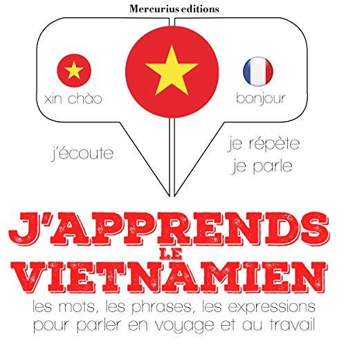 Couverture de J'apprends le vietnamien