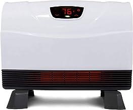HW Calentador de Espacio infrarrojo de Piso a Pared con pies conectables, Control Remoto