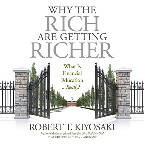 Why the Rich Are Getting Richer cover art
