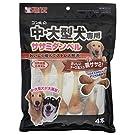 ゴン太 ゴン太の中・大型犬専用 ササミダンベル 4本