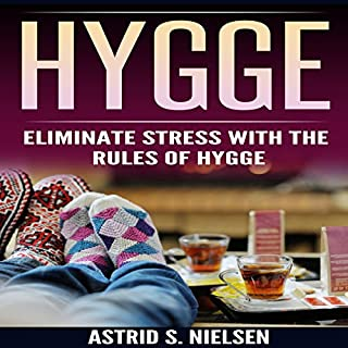 Hygge: Eliminate Stress with the Rules of Hygge audiobook cover art